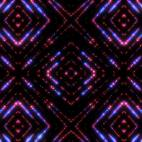 'Glittern' - Pulsating Kaleidoscopic Motion Background Loop-Sample3