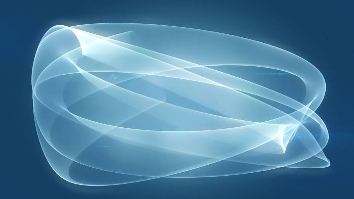 'Energy Cloud' - Powerful Elegant Shape Motion Background Loop-SampleStill